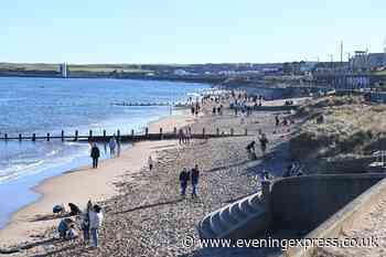 Safety warning after sandbank causes strong rip current at Aberdeen beach - Aberdeen Evening Express