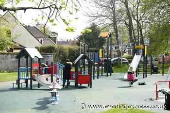 Much-loved Aberdeen playpark reopens after upgrade works - Aberdeen Evening Express