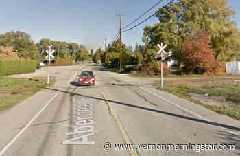 Aberdeen Road needs a sidewalk, says Coldstream resident - Vernon Morning Star