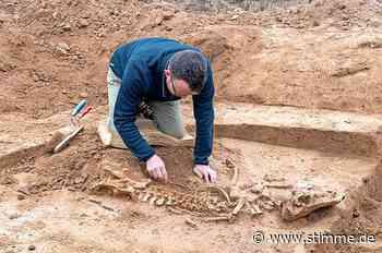 Bad Friedrichshall Grab in Bad Friedrichshall: Tausende Jahre alt und trotzdem gut erhalten - Heilbronner Stimme