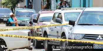 Cadáver de empresario fue encontrado dentro de local comercial, en Santiago Nonualco - La Prensa Grafica
