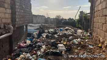 Haiti: Kaum Corona - trotz Dauerkrise