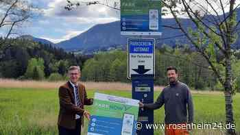 Start der Park-Now-App auf dem Samerberg – Tagesgebühr steigt auf fünf Euro