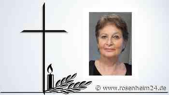 Große Trauer um OVB-Mitarbeiterin: Elvira Biebel-Neu ist im Alter von 72 Jahren gestorben