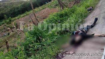 Hallaron dos cadáveres en vía de Juan Frío, Villa del Rosario | La Opinión - La Opinión Cúcuta