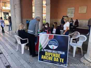 FdI, prosegue la campagna per il tesseramento a Cisterna - latinaoggi.eu