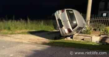 ++Grave incidente a Cantalice, ci sono feriti++ - Rieti Life