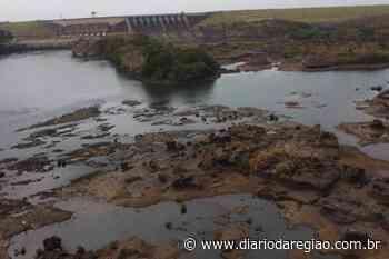 Estiagem praticamente seca os rios Turvo e Grande na região de Rio Preto - Diário da Região
