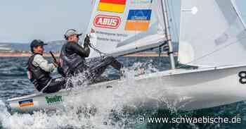 Simon Diesch und Philipp Autenrieth segeln bei 470er-EM auf Platz neun - Schwäbische