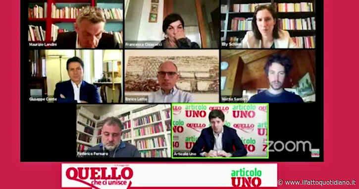 """Amministrative, Speranza a Conte e Letta: """"Al ballottaggio sosteniamo il candidato di questa famiglia a prescindere dal partito"""""""