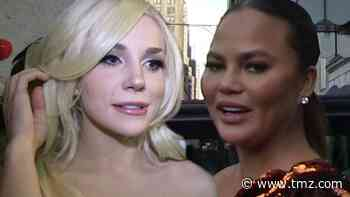 Courtney Stodden Open to Face-to-Face Meeting with Chrissy Teigen