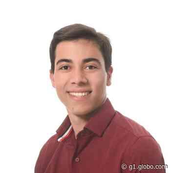 Vereador de 20 anos eleito em Tapira morre por complicação de AVC - G1