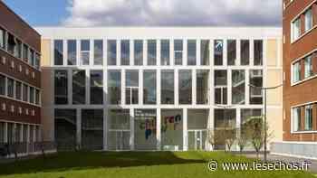 Seine-Saint-Denis : à Romainville, un nouveau lieu d'exposition pour le Fonds régional d'art contemporain - Les Échos