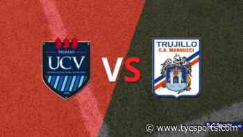 Con la mínima diferencia, César Vallejo venció a Carlos A. Mannucci por 2 a 1 - TyC Sports