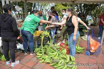 Mercado campesino en Dosquebradas - El Diario de Otún