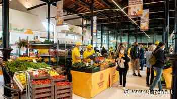 Inaugurato a Verona il primo mercato a km 0 al coperto: sarà aperto tutti i fine settimana - L'Arena