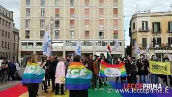 Anche Lecce in piazza per sostenere la legge contro razzismo e omotransfobia - LeccePrima