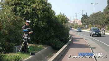 Telelaser e autovelox: le strade controllate dalla polizia a Verona nella settimana del Giro d'Italia - VeronaSera