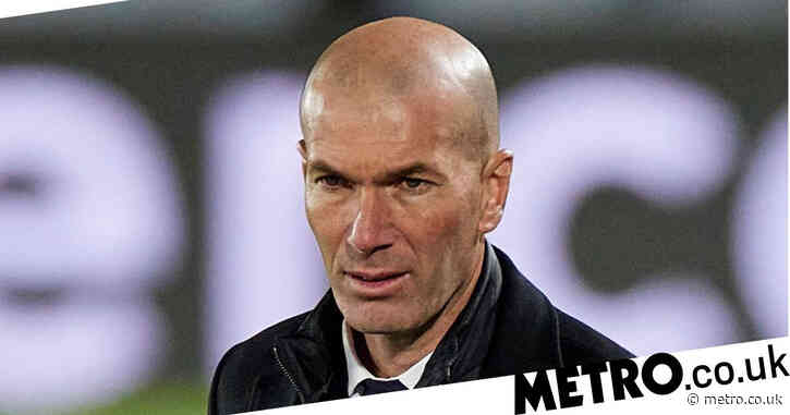 Zinedine Zidane tells Real Madrid squad he's leaving club at the end of the season