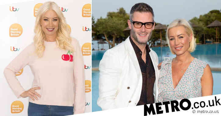 Denise Van Outen postpones wedding to partner Eddie Boxshall as they're 'not in a rush'
