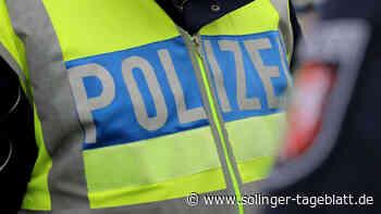 Polizei sucht Sprayer mit Hubschrauber