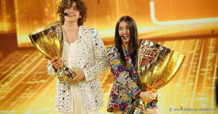 Amici 20, la finale è da record: 33,48% di share e quasi 7 milioni di spettatori per la vittoria di Giulia. Meglio solo i The Kolors e Amoroso