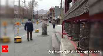 Coronavirus live updates: Corona curfew in Ladakh's Leh and Kargil districts extended till May 24 - Times of India
