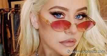 Christina Aguilera Shows Trans Support In Boyfriend Underpants - The Inquisitr