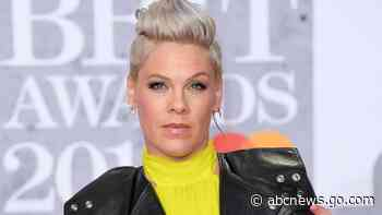 Pink talks so-called 'rivalry' with Britney Spears and Christina Aguilera - ABC News