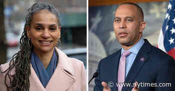 Maya Wiley Lands Major Endorsement From Rep. Hakeem Jeffries