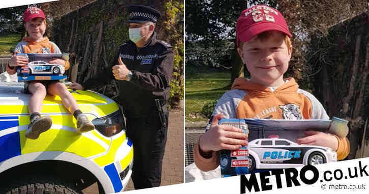 Brave boy, 5, calls 999 after pregnant mum collapses at home