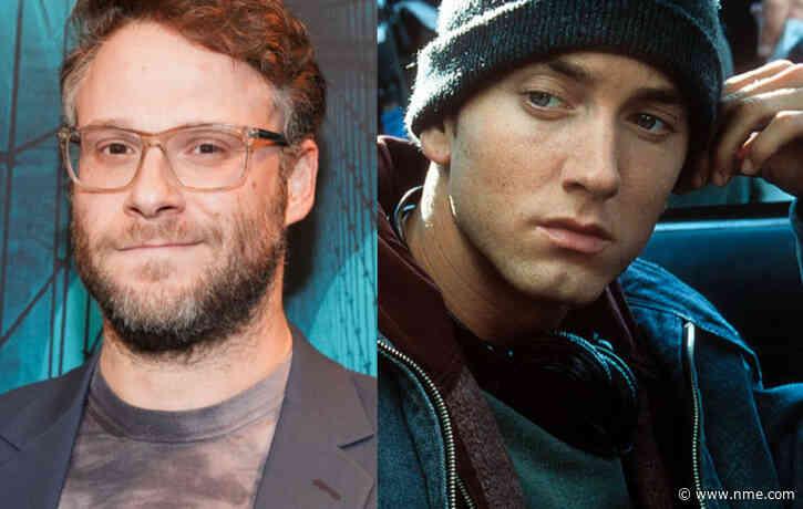 Seth Rogen reveals he once auditioned for Eminem's '8 Mile'