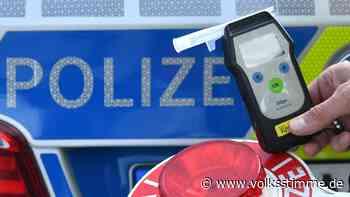 Gardelegen: Alkoholisierte Verkehrsteilnehmer an Herrentag unterwegs - Volksstimme