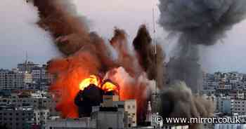 Death toll in Israel-Gaza crisis hits 158 after week of brutal bombing