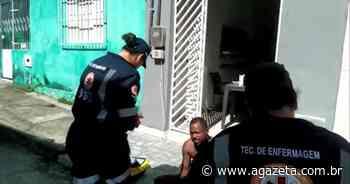 Vídeos mostram resgate de pescadores em Aracruz - A Gazeta ES