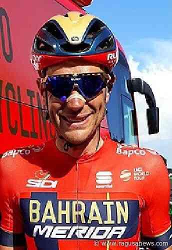 Giro d'Italia, Damiano Caruso è sesto Ragusa - RagusaNews
