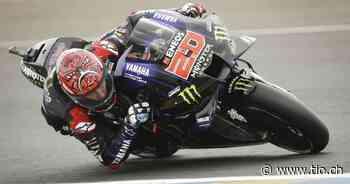 Quartararo svetta a Le Mans, sesto Marc Marquez - Ticinonline