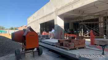 Piura: construcción de hospital Los Algarrobos beneficiará a 75.000 vecinos - LaRepública.pe