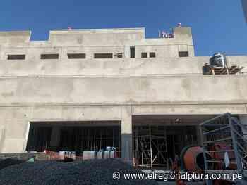 Piura: gobierno regional avanza en la construcción del Hospital Los Algarrobos - El Regional