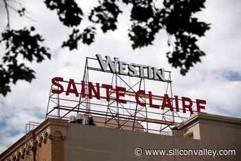 Westin San Jose, formerly downtown's Sainte Claire hotel, is up for sale - Silicon Valley