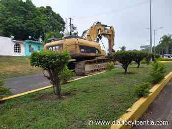 Boulevard de 4 carriles en Catemaco es una realidad - Diario Eyipantla