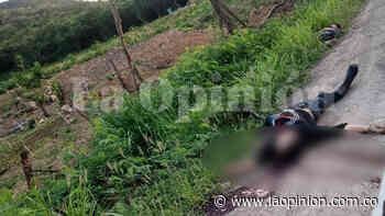 Hallaron dos cadáveres en vía de Juan Frío, Villa del Rosario   La Opinión - La Opinión Cúcuta