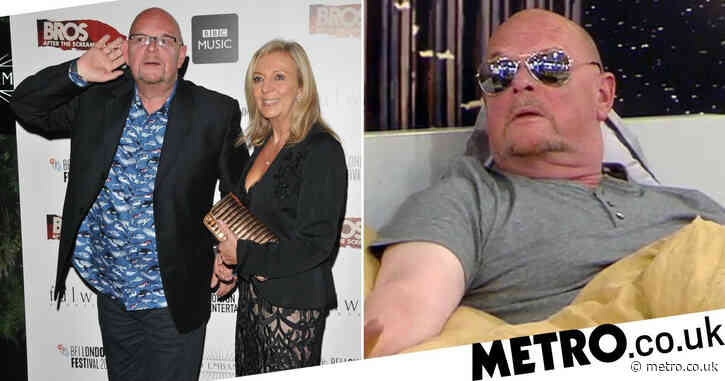 Celebrity Big Brother star James Whale reveals mystery engagement three years after his wife's death