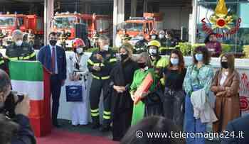 FORLI': Comando dei Vigili del Fuoco intitolato al pompiere morto di covid   FOTO - Teleromagna24
