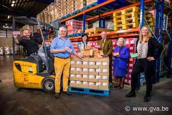 Borsbeekse chocoladefabriek komt in Nederlandse handen (Borsbeek) - Gazet van Antwerpen Mobile - Gazet van Antwerpen