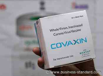Coronavirus LIVE: Covaxin effective against variants found in India, UK - Business Standard
