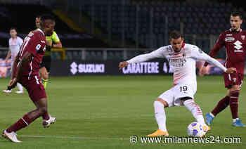 Theo colpisce ancora: è il settimo centro in campionato per il francese - MilanNews24.com
