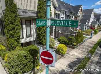Where the streets have explorers' names, some Halifax residents call for change