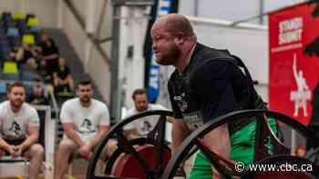 Thunder Bay strength athlete wins world championship title - CBC.ca