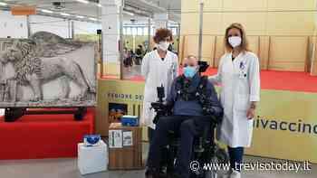 Punto vaccinale di Villorba: i disabili donano all'Ulss 2.100 mascherine - TrevisoToday